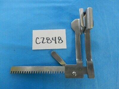 Codman Surgical Sternal Thoracic Finochietto Rib Retractor 50-8024
