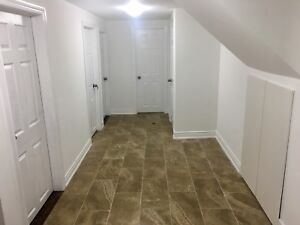 Fully renovated 2 bedroom basement apartment