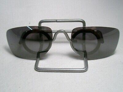 Original Oakley Gauge 8 Grey Poly Sunglass Replacement Lens 62 (Oakley Gauge 8 Replacement Lenses)