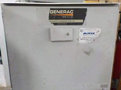 Generac Hts Series Automatic Transfer Switch