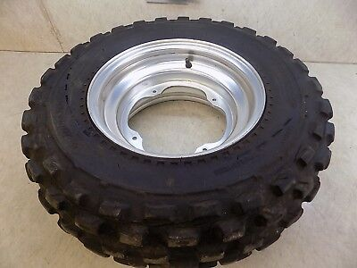 Used, Yamaha BW200 Front Wheel   BW 200 1985 #4  for sale  Battle Ground