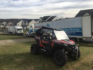 2015 900s RZR and trailer