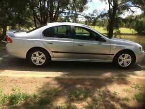 Monday Special - 2005 Ford MK11 FALCON XT Manual Sedan