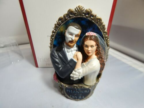 Phantom of the Opera Ornament Heirloom Collection Carlton Cards 1986