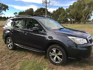2014 Subaru Forester AWD 2.5i Luxury limited edition Echuca Campaspe Area Preview
