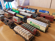 HO Scale Train wagons Atwell Cockburn Area Preview