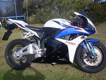 Honda CBR600rr 2011..ONE LADY OWNER/RIDER.. IMMACULATE!!!!!! Coomba Park Great Lakes Area Preview