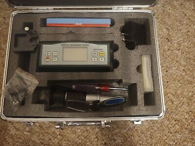 Surface Roughness Tester Meter Gauge Ra Rz Srt-6200