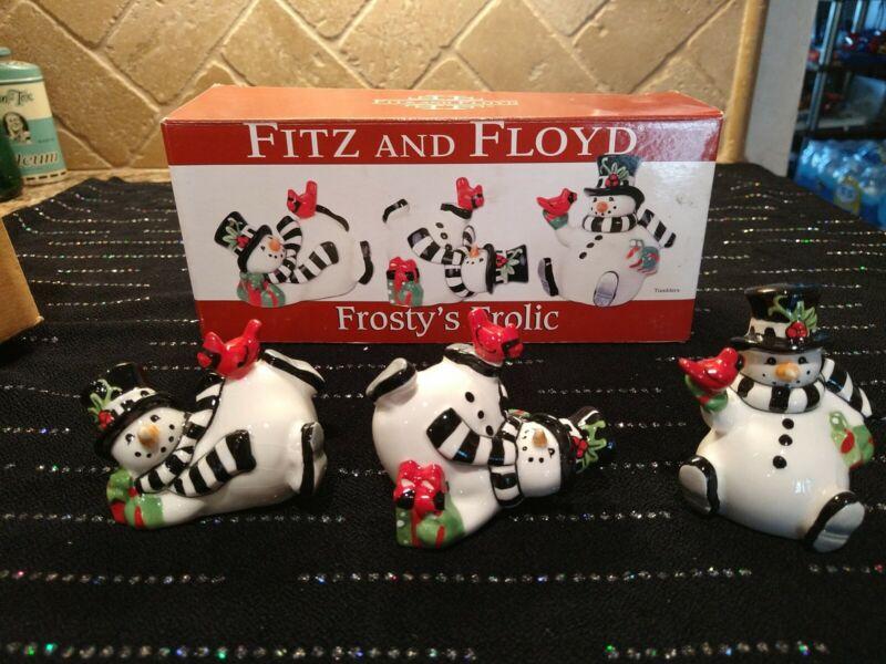 Fitz & Floyd Frosty