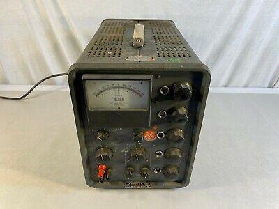 John Fluke Differential Dc-ac Voltmeter - Model 803