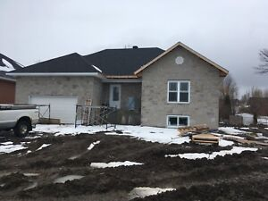 New house in Long Sault