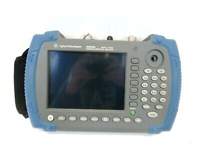 Agilent Technologies N9340a Handheld Spectrum Analyzer