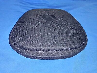 Genuine Xbox One Elite Hard Controller Case Zipped Travel Pouch Pack Original