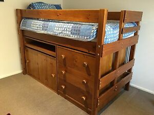 Bunkers Bunk bed and storage Endeavour Hills Casey Area Preview