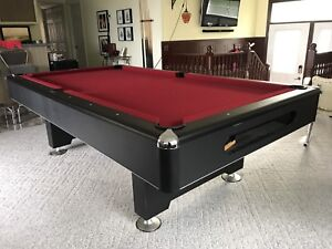 The Table Oshawa Antique Bakers Table Silverstone Cres Oshawa On - Mr billiards pool table