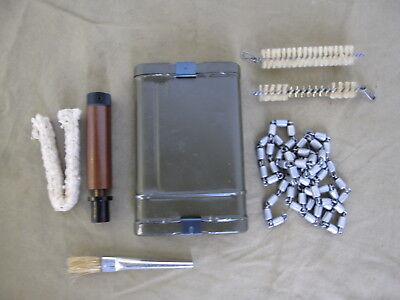 Reinigungsgerät RG34 mit Drucköler für K98 WA 500 Karabiner wie WH WK2 WWII BW
