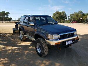 1992 Toyota SURF Turbo Diesel (Hilux Wagon / Dual Cab)