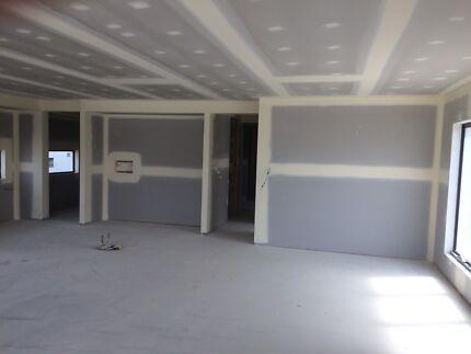 Plasterboard / Gyprock Sanding