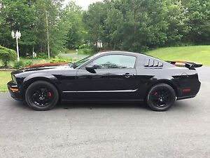 Mustang gt extra clean