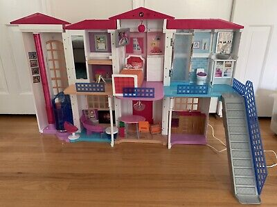 Hello barbie Dream house- wifi voice activated Discontinue- Mint Conditions