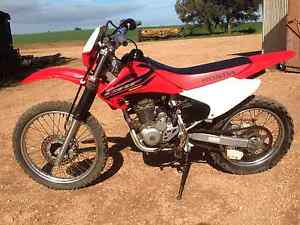 2011 CRF 230 Snowtown Wakefield Area Preview