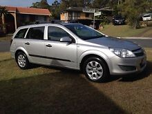 2008 Holden Astra wagon 60th Anniversary silver star 4 speed auto Rochedale South Brisbane South East Preview