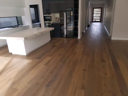 Flooring supply / installation