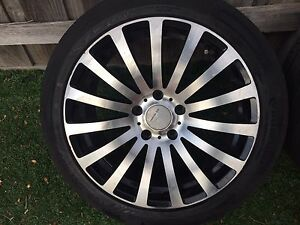 4 x 18 Inch Wheels Roxburgh Park Hume Area Preview