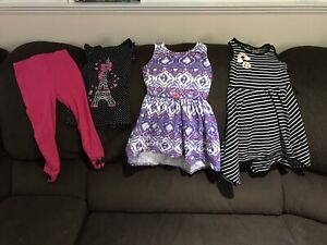 Girls 3T summer dresses/outfit
