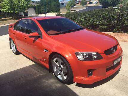 Holden Commodore 2006 SS-V