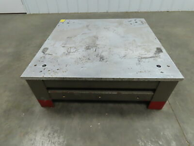 40 X 40 X 14 1 Aluminum Top Machine Base Welding Work Bench Table