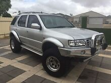 2001 HOLDEN FRONTERA MX SE LPG/PETROL M/T WHEELS and MUCH MORE... Salisbury South Salisbury Area Preview