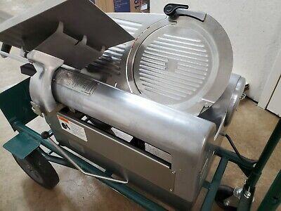 Hobart Slicer 1712e Automatic Commercial Meat Slicer 12 Hp 13 Blade