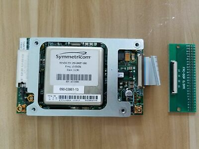 Symmetricom Gpsdo 10mhz 1pps Ocxo Gps Disciplined Oscillator W Shieldgt-8031