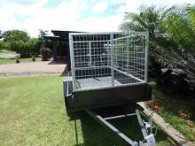 BRAND NEW 7X4 TRAILER WITH CAGE Gunn Palmerston Area Preview