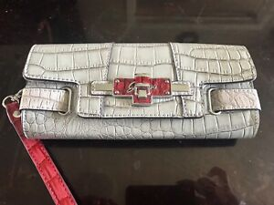 Authentic Guess large wallet