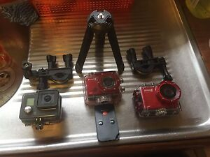 Action cameras for sale Loganholme Logan Area Preview