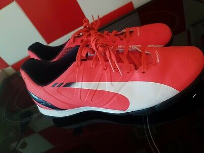 Puma EvoSpeed 4 football boots UK Size 7 pink