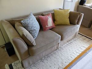 Freedom Couch, ottoman and armchair in great condition Randwick Eastern Suburbs Preview