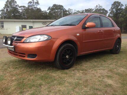 Holden viva 2007 model