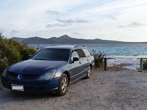 2003 Mitsubishi Magna Wagon Stanthorpe Southern Downs Preview
