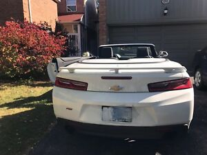 2017 Camaro for lease
