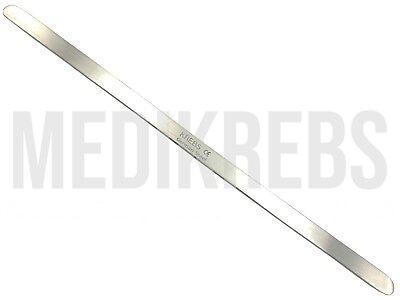 Brain Spatula Malleable 8mm - 20cm Or Grade German Steel Surgical Instruments