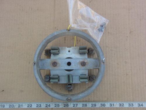 Zinsco 2P 240V Meter Socket, Used