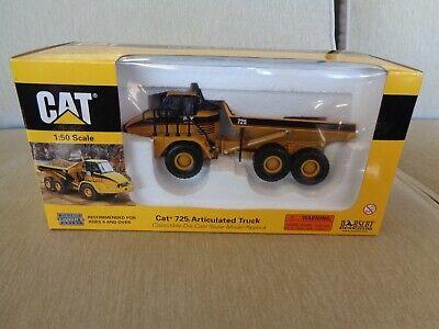 55073 Norscot Cat 725 Articulated Truck IN BOX