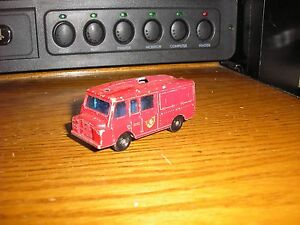 Vintage-Lesney-Matchbox-Series-No-57-Land-Rover-Fire-Truck