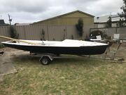 National 505 sailboat for sail Scott Creek Adelaide Hills Preview