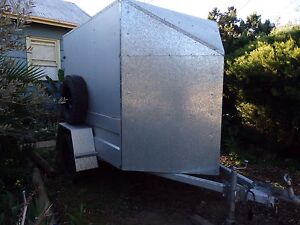 Box trailer - suit tradesman/motorbike/go karts Snowtown Wakefield Area Preview