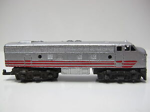 Lone Star Locos railway train model 1960 circa Vintage collectible 118