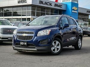 2014 Chevrolet Trax LT, AUTO, A/C, BLUETOOTH, CRUISE *ONLY 37859